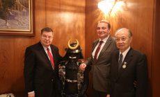 Сочи и Нагато Японии подписали договор о сотрудничестве