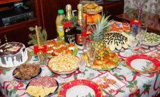 Для жителей Сочи рассчитали стоимость новогоднего стола